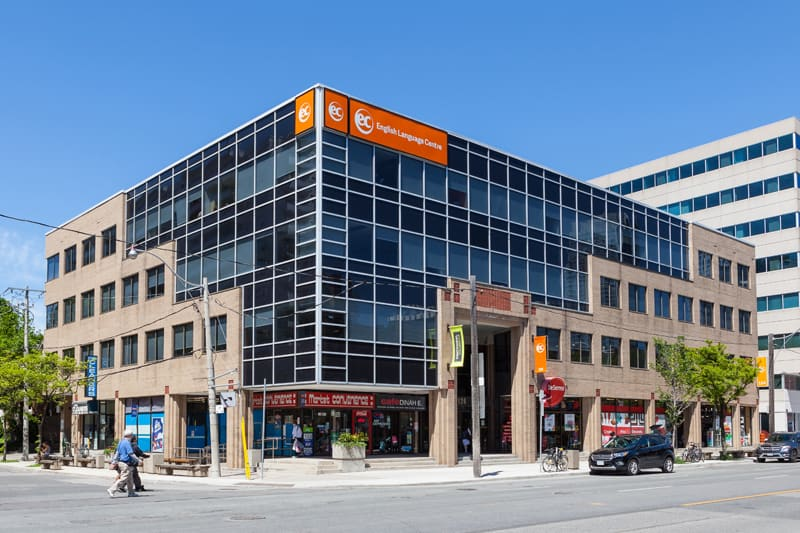 Toronto is Canada's largest and most multicultural city. EC English's midtown school lies in a superb location, with large classrooms and modern facilities.