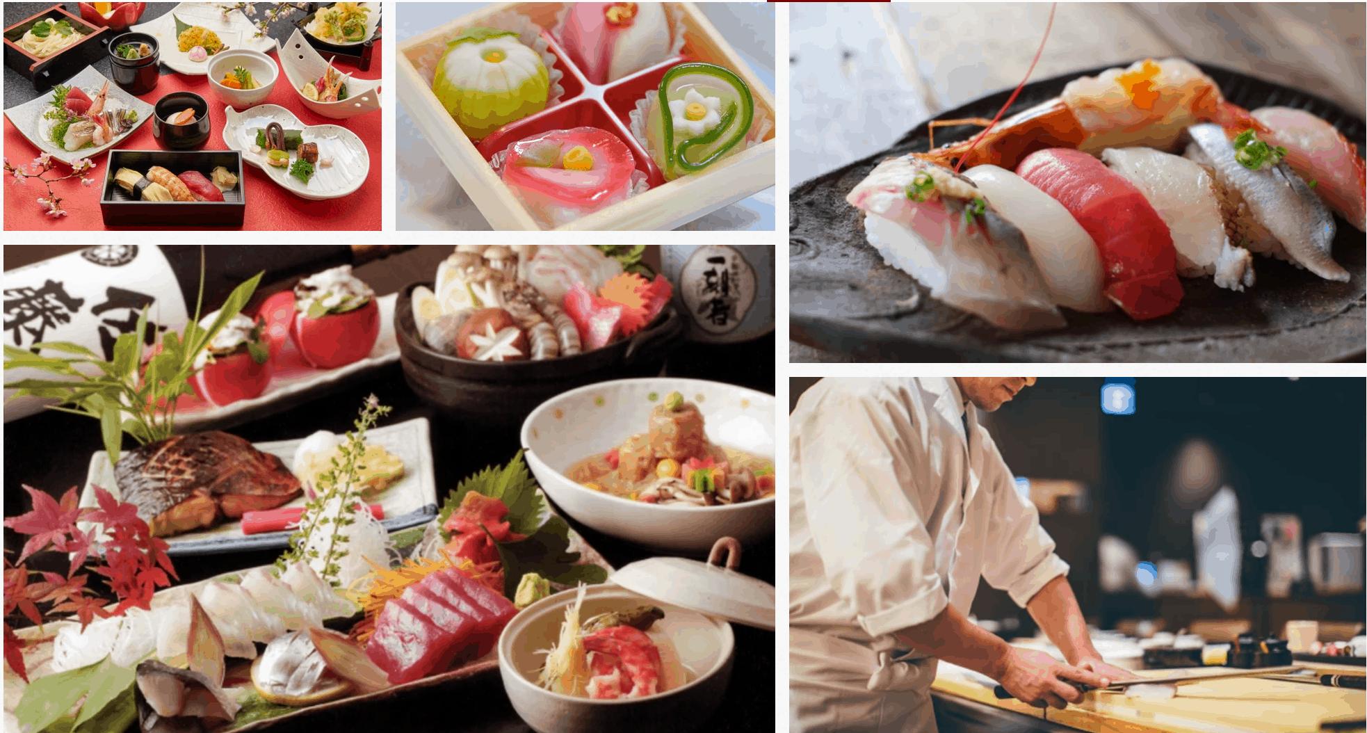 Japanese culinary art school (JCI)-1