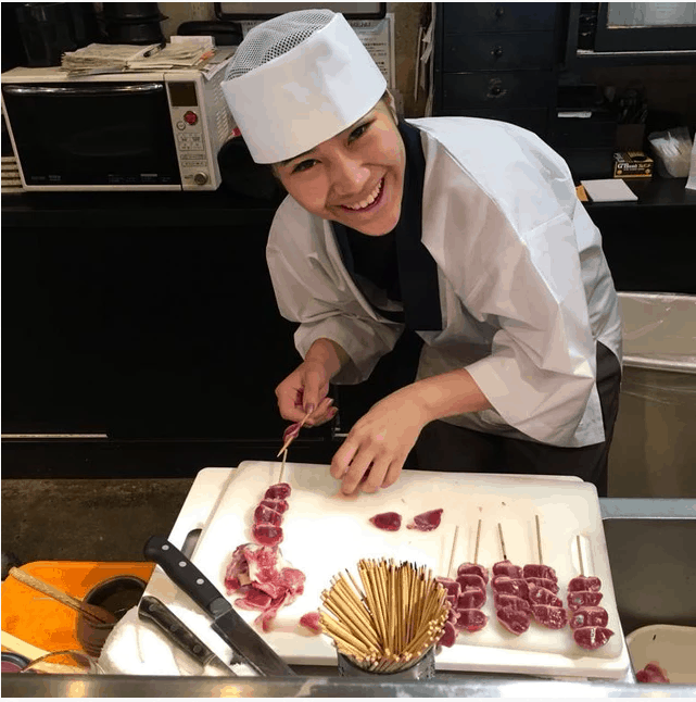 Japanese culinary art school (JCI)-4