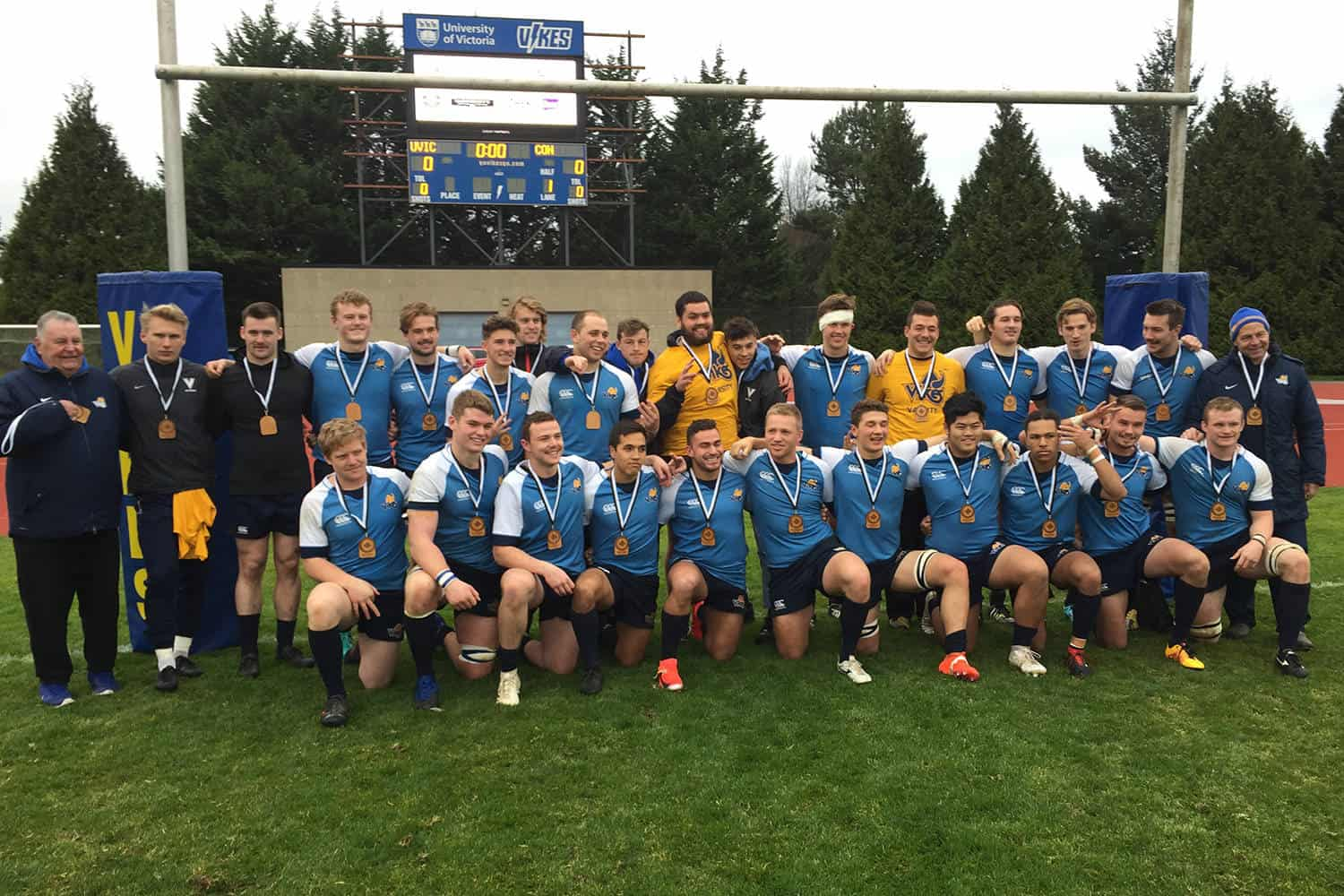 university-of-victoria rugby team
