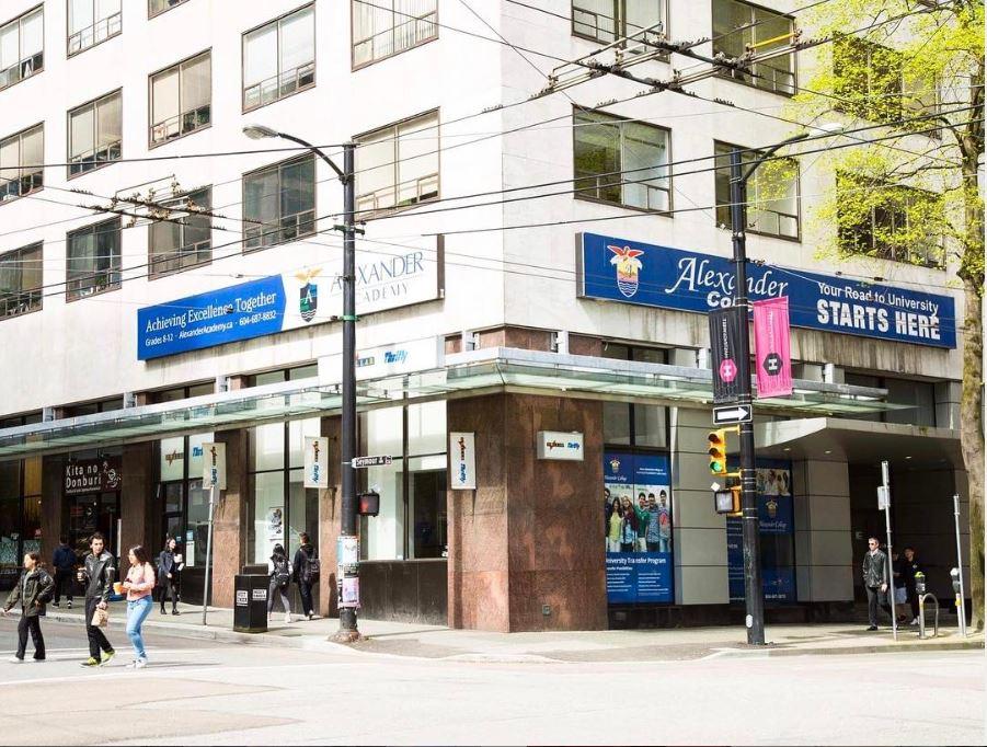 Alexander College-Vancouver
