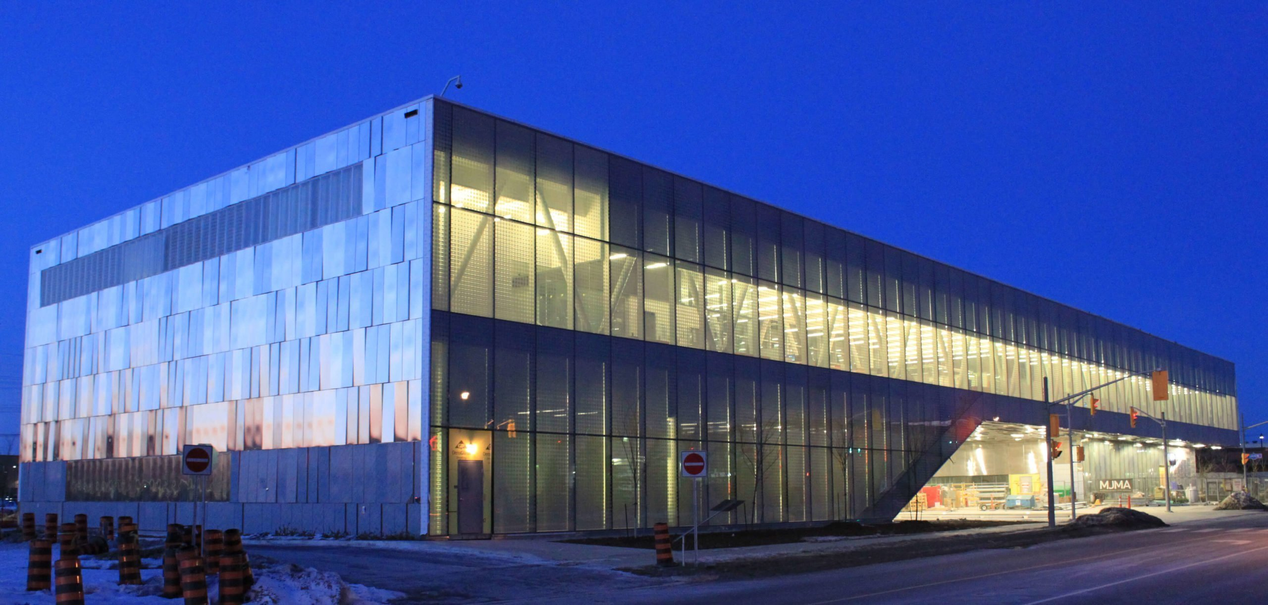 Centennial_College_Ashtonbee_Campus_Library_Building