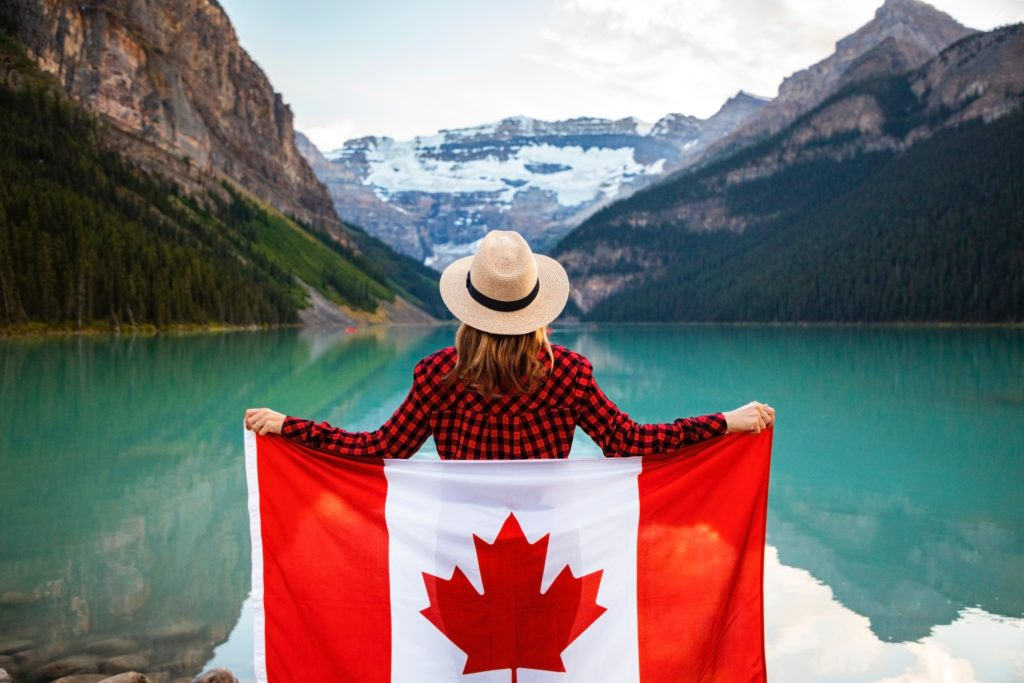 加拿大打工度假