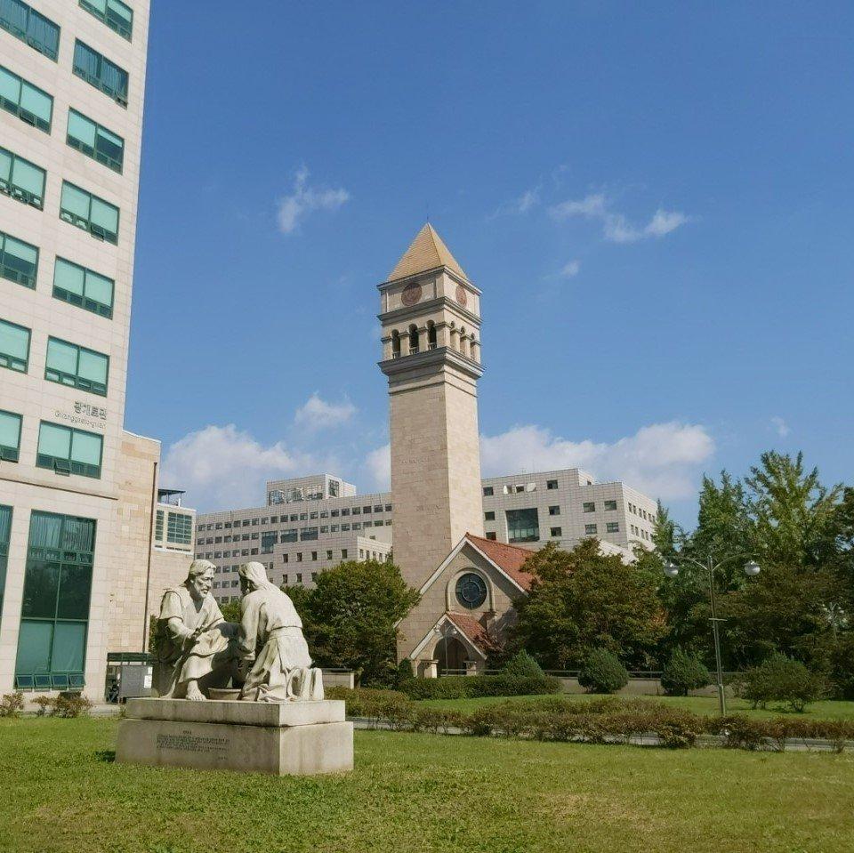 Sejong University-square