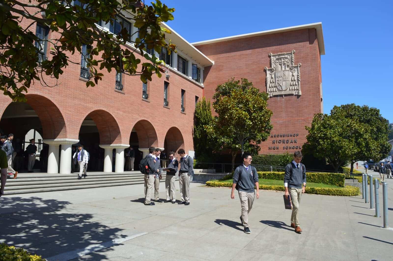 ARCHBISHOP RIORDAN HIGH SCHOOL-SCHOOL-1
