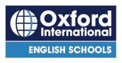 Oxford International School LOGO